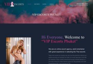 VIP Escorts Phuket